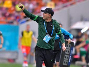"""Momente de furie ale lui Iordănescu în vestiar, după meciul cu CS Hunedoara: """"A spart tabla! A terminat discursul amenințător!"""""""