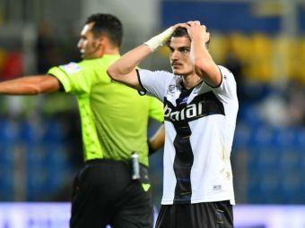 Reacția oficialilor Parmei după înfrângerile din ultimele meciuri. Ce a spus directorul sportiv despre Mihăilă