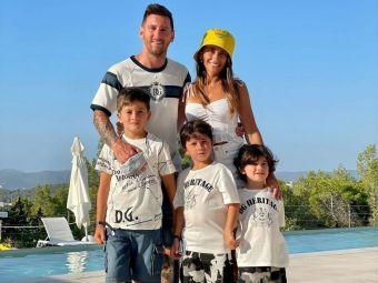 Leo Messi și-a găsit casă în Paris și se mută de la hotel! Cât va plăti chirie jucătorul lui PSG
