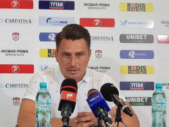 Un nou moment Șumudică - Petrescu în Liga 1! Reacția lui Poenaru după ce Ionuț Chirilă a criticat punctele pierdute