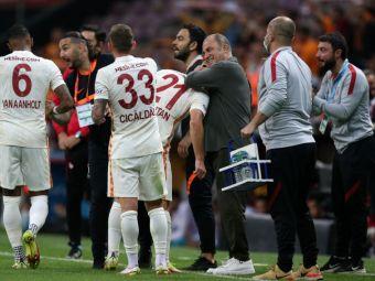 Fatih Terim, încântat de primul gol al lui Moruțan la Galatasaray! Ce a spus antrenorul de el și Cicâldău