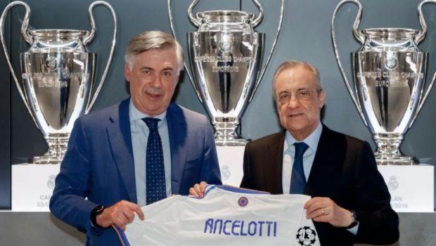 """Carlo Ancelotti, speriat de duelul cu Sheriff Tiraspol: """"Echipa este bine organizată, știm puține lucruri despre ei"""""""