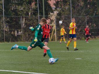 Încă un junior de la noi în Serie A! Ce spune despre lupta pentru postul de titular cu celălalt român de la echipă