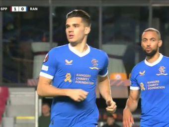 Niță l-a învins pe Ianis Hagi! Slavia lui Stanciu a pierdut pe terenul lui Feyenoord