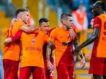 """""""Cicâldău, jucătorul cheie pentru Galatasaray"""" Ce scrie presa din Turcia despre Moruțan înainte de duelul cu Marseille"""