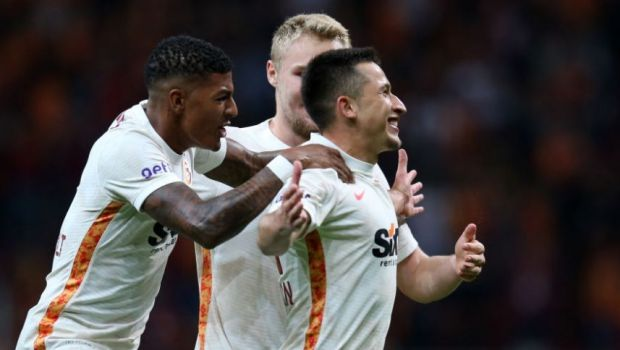 """Moruțan și Cicâldău i-au fascinat pe francezi, înainte de Galatasaray - Olympique Marseille: """"Este cel ce asigură echilibrul"""""""