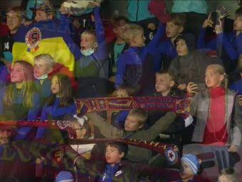 Scene incredibile la Praga! Un jucător de la Rangers, huiduit pe tot parcursul meciului de copii mai mici de 14 ani