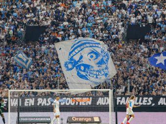 Ce s-a întâmplat după Marseille - Galata. Fanii au așteptat în afara stadionului să se bată