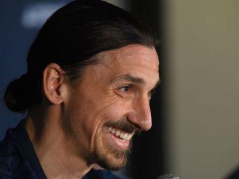 """ZLATAN 40   Românul care i-a rămas în suflet lui Ibrahimovic: """"Ce face țigănușul meu?"""""""