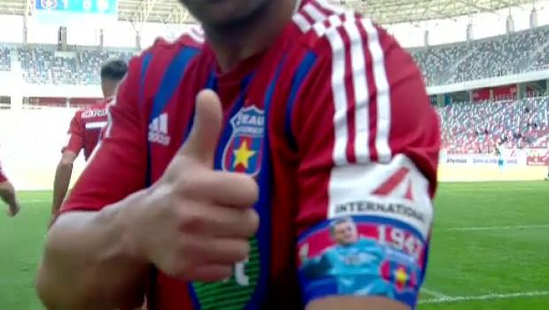 CSA Steaua se impune pe teren propriu și urcă în clasamentul Ligii 2
