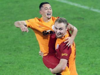 Fatih Terim, impresionat de caracterul lui Olimpiu Moruțan. Ce a declarat după golul victorios marcat de român