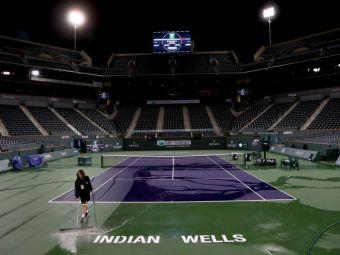S-a ajuns până aici! FBI va fi prezent la turneele de tenis din Indian Wells: motivul pentru care vor supraveghea