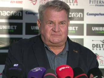 Prima reacție a lui Iuliu Mureșan despre venirea lui Florin Răducioiu la Dinamo