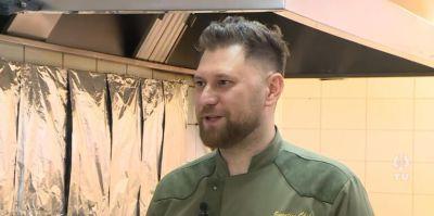 Andrei Voica bucătarul echipei naționale