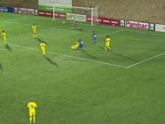 România U21 - Suedia U20 1-0   Execuția lui Cîmpanu îi aduce prima victorie lui Bratu la naționala mică