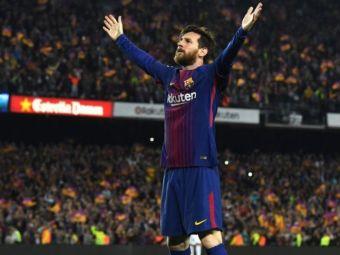 FC Barcelona nu l-a uitat pe Messi! Mesaj de susținere, după anunțarea nominalizărilor de la Balonul de Aur