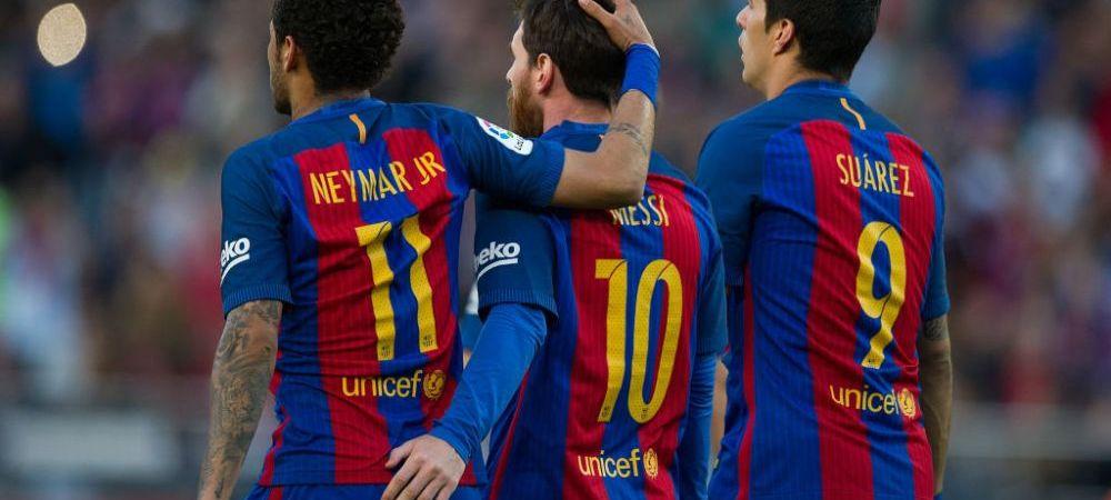 Messi, răspuns clar când a fost întrebat despre diferența dintre MSN și MNM! Cum este Mbappe diferit de Suarez thumbnail