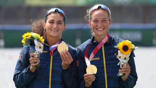 """Ancuța Bodnar & Simona Radiș, campioane la Tokyo: """"Vom munci 7 zile din 7, 11 luni pe an pentru încă o medalie de aur!"""""""