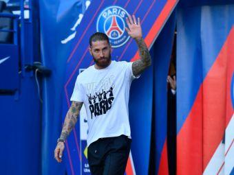 E gata! Când poate debuta Sergio Ramos la PSG