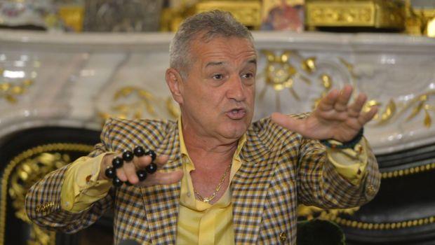 Reacție de ultimă oră a lui Gigi Becali după ce s-a scris că Iordănescu este una dintre variantele lui Burleanu pentru banca naționalei