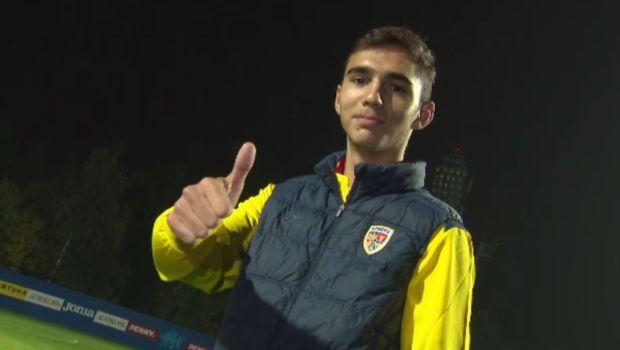 El este urmașul lui Lăcătuș! A plecat de la Dinamo la FCSB, iar acum visează să ducă România la Mondial