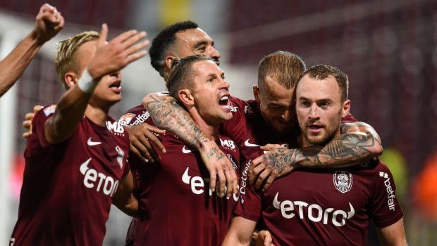 CFR Cluj încearcă să-și betoneze defensiva! Ardelenii au pus ochii pe un fotbalist de națională