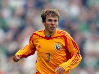 A trasat terenul de joc și după câteva minute a înscris! Fostul internațional român joacă acum în liga a șasea
