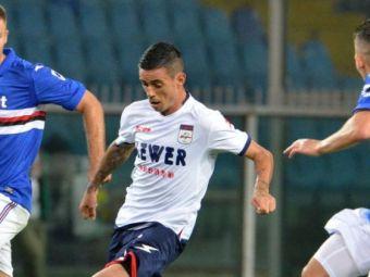Chindia Târgoviște a transferat un fost jucător de la FCSB! Fotbalistul a strâns peste 90 de meciuri în Serie A