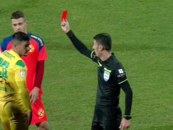"""Jucătorii Mioveniului, acuze către arbitrul Bîrsan: """"Golul doi, offside la Keșeru. Nu a fost penalty!"""""""