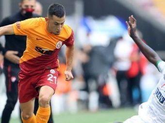 Moruțan i-a făcut pe turci să-și amintească de Hagi! Fază superbă realizată de fotbalistul român