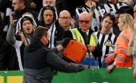 Meciul dintre Newcastle și Tottenham, oprit după ce un fan a făcut infarct în tribune. Jucătorii au mers la vestiare