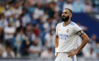 Real Madrid i-a decis viitorul lui Karim Benzema! Ce se întâmplă cu atacantul francez