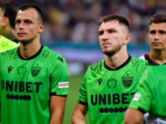Probleme pentru Rednic! Cinci fotbaliști sunt indisponibili pentru duelul cu Rapid