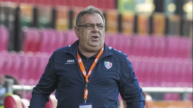 Un fost jucător al Stelei ar putea deveni selecționerul Moldovei în locul italianului trecut și pe la CFR Cluj