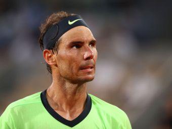 """""""Niciodată nu m-am comportat ca un nebun pe teren. Nu am rupt nicio rachetă!"""" Ce sport urmărește Rafa Nadal non-stop la TV"""