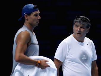 """""""L-am forțat! Azi, copiii nu mai sunt învățați să reziste."""" Toni Nadal dezvăluie secretele folosite cu Rafael Nadal"""