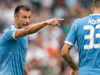 """Ștefan Radu 35   """"Când ajungi la Lazio, trebuie să te accepte el. Șeful e întotdeauna șef!"""""""