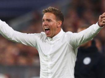 Probleme pentru Bayern! Julian Nagelsmann a fost infectat cu COVID-19