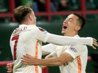 Olimpiu Moruțan are Turcia la picioare! Românul, comparat cu Hagi și Messi pentru evoluția din partida cu Lokomotiv