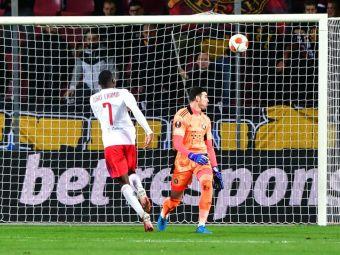 Florin Niță, cel mai bun și când ia patru goluri!