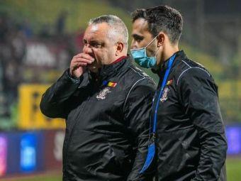 Mihai Iosif păstrează sistemul de joc din meciul cu CFR Cluj! Cum vrea să-l surprindă pe Rednic