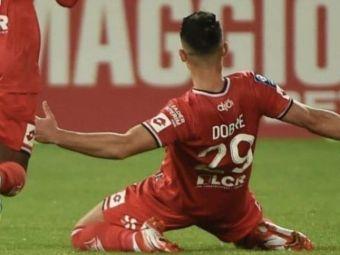 Alex Dobre, din nou decisiv pentru Dijon! Al doilea meci la rând când românul marchează golul victoriei