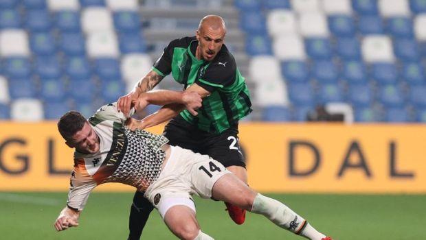 Emoții cu Chiricheș! Ce spune căpitanul naționalei după ce a acuzat probleme musculare și a fost schimbat la Sassuolo
